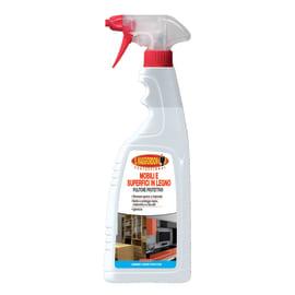 Pulitore spray Maggiordomo Mobili e superfici in legno 750 ml