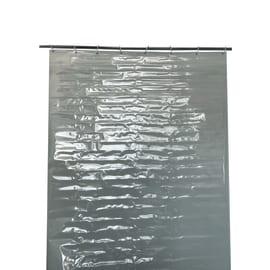 Tenda da sole ad anelli Cristal glass trasparente 150 x 250 cm