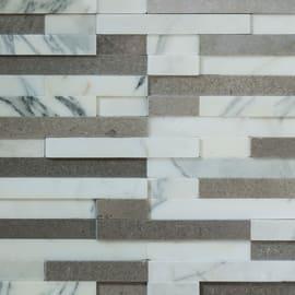 Mosaico Prospect 30 x 30 cm grigio