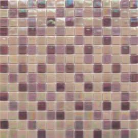 Mosaico Reflex mix 32,7 x 32,7 cm viola