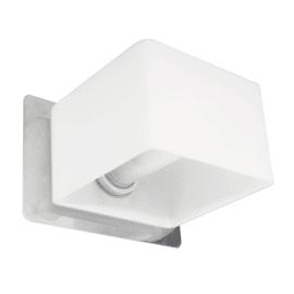 Lampada Quincy cromo 12,5 cm G9 = 43 W IP44