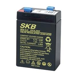 Batteria tampone al piombo per allarmi
