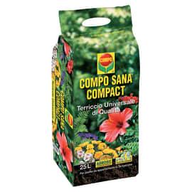 Terriccio Sana Compact Compo 25 L
