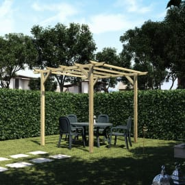 Pergola libera Apple 3 x 3 m