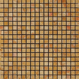 Mosaico Reale 30 x 30 cm giallo