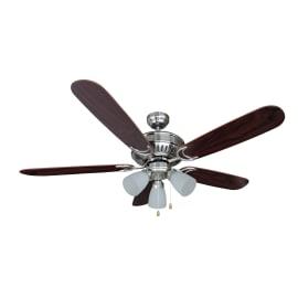 Ventilatore Da Soffitto Con Luce Al Miglior Prezzo Leroy