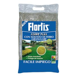 Concime granulare per prato Ferro Plus Flortis 10 kg