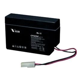 Batteria tampone al piombo per allarmi, combinatore telefonico, centrale Universale