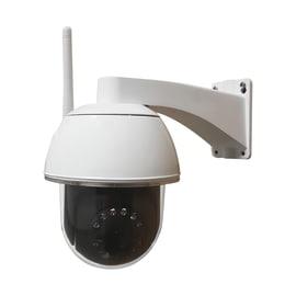 Telecamera IP wireless da esterno/interno motorizzata con visione notturna Isnatch