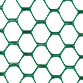 Rete Exagon H 0,5 x L 5 m verde