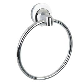 Porta salviette ad anello Elliot Cromo lucido