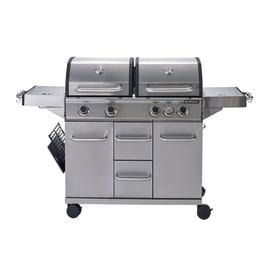 Barbecue a gas Naterial Hudson 4 bruciatori