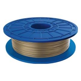 Filamento PLA per stampante 3D oro