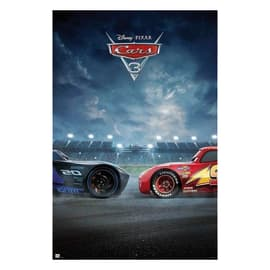 Poster Cars 3 - Duel 61 x 91,5 cm