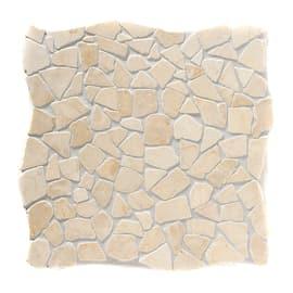 Mosaico Palladiana 30,5 x 30,5 cm beige