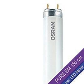 Tubo LED auto-alimentato LED024410BOX1 1800 LM bianco freddo L 150 cm
