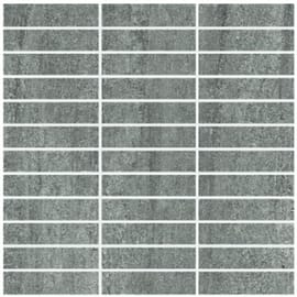 Piastrella Muretto karin H 30 x L 30 cm grigio scuro