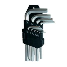 Set di chiavi brugola 9 pezzi