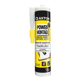 Colla Power Montage AXTON bianco 310