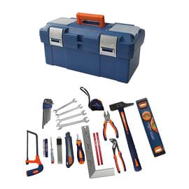 Set utensili DEXTER , 40 pezzi