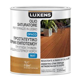 Olio protettivo LUXENS Olio saturatore liquido 1
