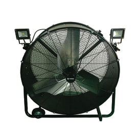 Ventilatore da pavimento EQUATION SFDI1-900BT0-2L nero 410 W Ø 90 cm