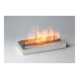 Biobruciatore per pavimento Eco grigio / argento