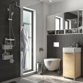 Mobile bagno Easy rovere L 38 cm