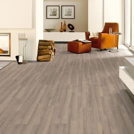 Pavimento laminato Solbiate 2 Sp 7 mm grigio / argento