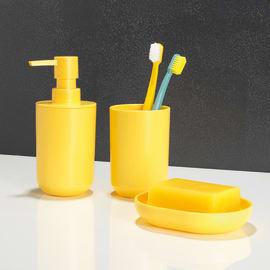 Dispenser sapone Easy giallo