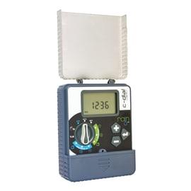 Programmatore elettrovalvole ad alimentazione elettrica RAIN C-Dial 6 vie