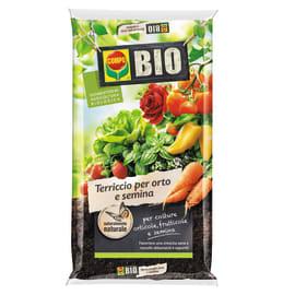 Terriccio COMPO Orto Semina Bio 20 L
