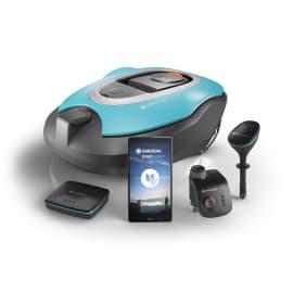 Robot tagliaerba GARDENA Smart System batteria litio (li-ion) 18 V