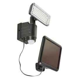 Proiettore solare Kolding LED integrato nero 5W 530LM IP44 INSPIRE