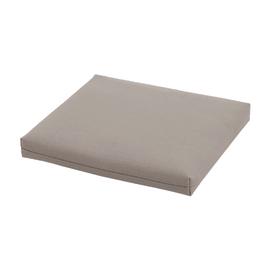 Cuscino per seduta Tech-out tortora 39x4 cm