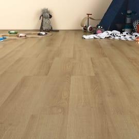 Pavimento laminato Glenmore Sp 7 mm marrone