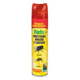 Insetticida spray per zanzare, vespe, calabroni Flortis 600