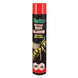 Insetticida spray per zanzare, vespe, calabroni Flortis vespicida 750