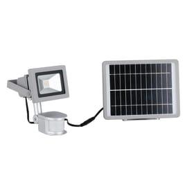 Proiettore solare Elios LED auto-alimentato silver 620LM IP44