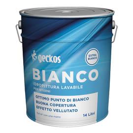 Pittura murale Bianca GECKOS 14 L bianco