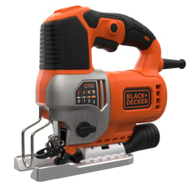 Seghetto alternativo BLACK+DECKER BES610K 650 W
