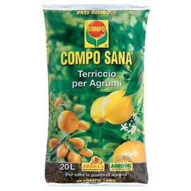 Terriccio COMPO Sana per agrumi 20 L