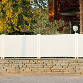 Rete ombreggiante TENAX Soleado in White H 1 m