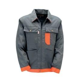 Giacca/cappotto KAPRIOL Evo Tg XL grigio / arancione
