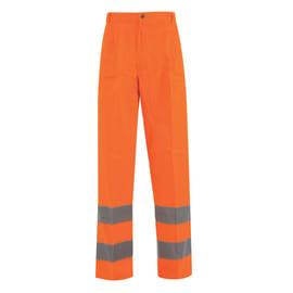Pantalone VEGA Moon arancione fluo tg XXL