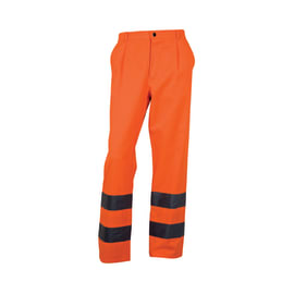 Pantalone VEGA Moon arancione fluo tg M