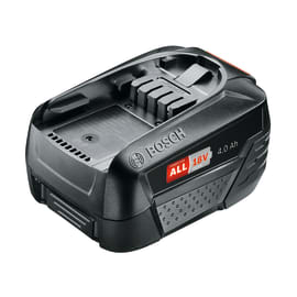 Batteria BOSCH W-C in litio (li-ion) 18 V 4 Ah