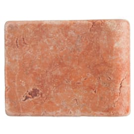 Pietra irregolare Marmo 10 x 13 cm rosso
