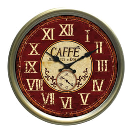 Orologio Caffè 38x38