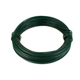Filo in ferro zincato rivestito in PVC Ø 2 mm x 5 m
